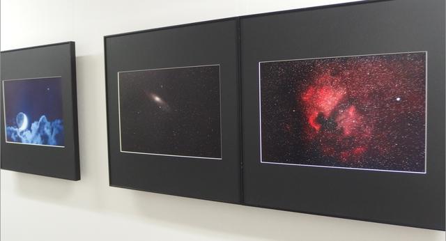 画像: 一番右のアンドロメダ大星雲のみ、天体撮影用のキヤノンEOS 60Daで秋に撮ったものだが、それ以外はほぼこの4、5月に撮影。なかにはつい一昨日に撮影された作品も…。 www.eizo.co.jp
