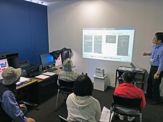 画像: ▲写真は前回のワークショップの様子。 www.eizo.co.jp