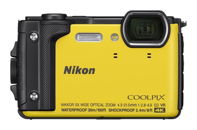 画像: こちらはイエロー。 www.nikon-image.com