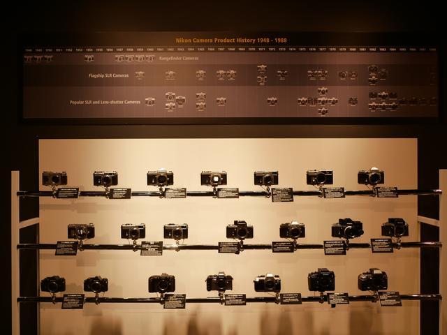 画像: 歴代の開発試作機を一気に公開。貴重品のため一般にはなかなか見ることができない。