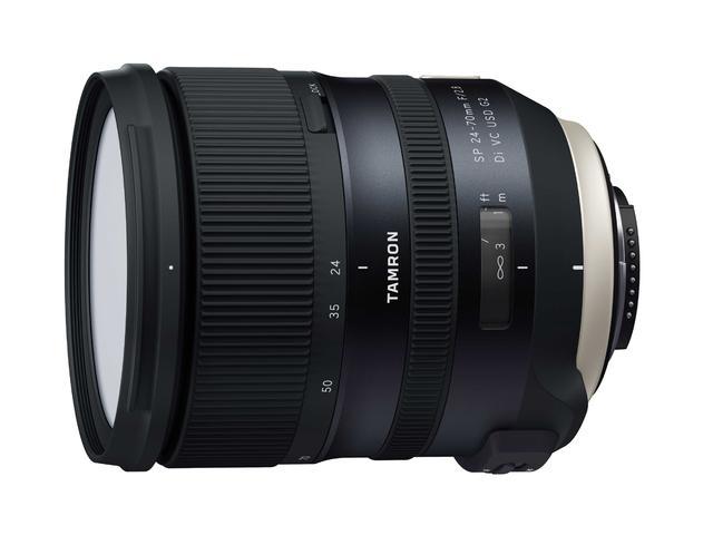 画像: ▲A032は性能の向上はもちろん、「SPモデル」らしい上質な外装の仕上がりも魅力だ。 www.tamron.jp