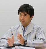 画像: 【画像処理担当】白井邦宏氏(ICP統括第二開発センター)