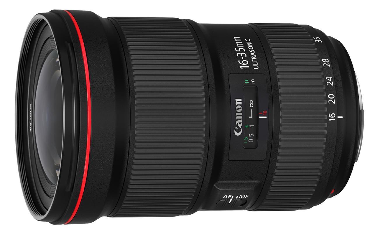 画像: EF16-35mm F2.8L III USM