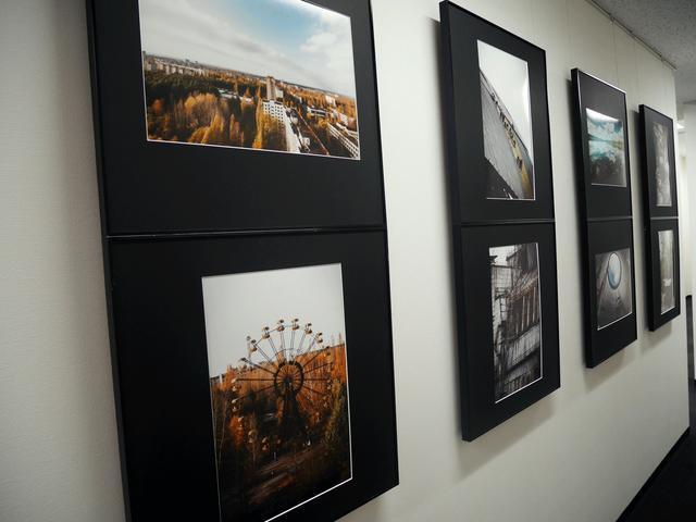 画像: 星野 藍写真展『チェルノブイリ・邂逅』はただ今銀座で開催中、8月10日までです。