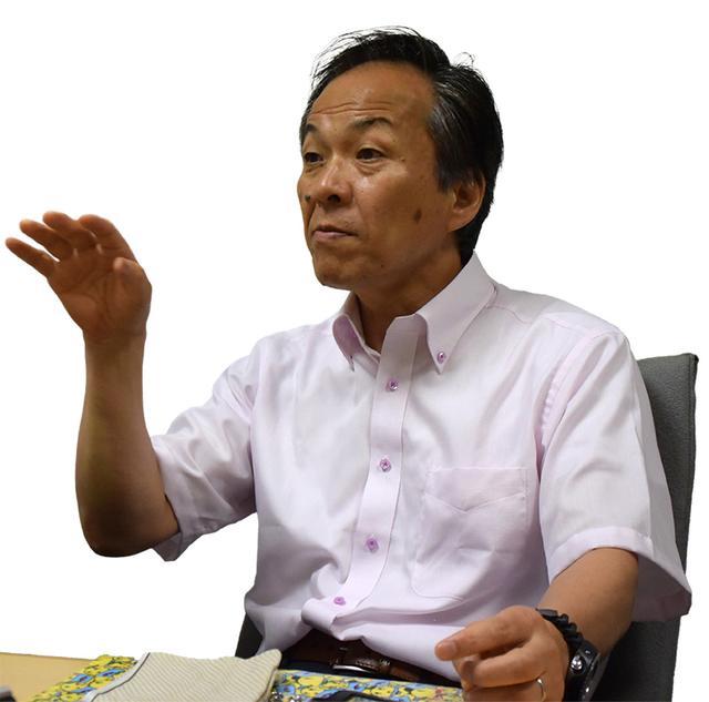 画像: 後藤哲朗 ㈱ニコン フェロー 映像カンパニー 後藤研究室室長