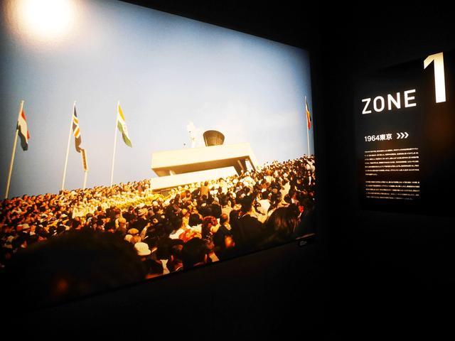 画像: 東京オリンピックです。2020じゃありません、もちろん。1964年です。