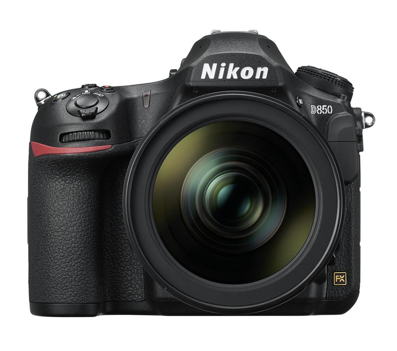 画像: ▲D850はボディのみの販売でキットレンズの設定は現在のところない。 www.nikon-image.com