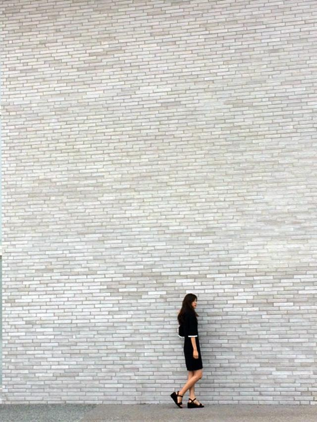 画像: 2017年度トリンプ・イメージガールの静麻波さん。キレイで言葉が出ません。