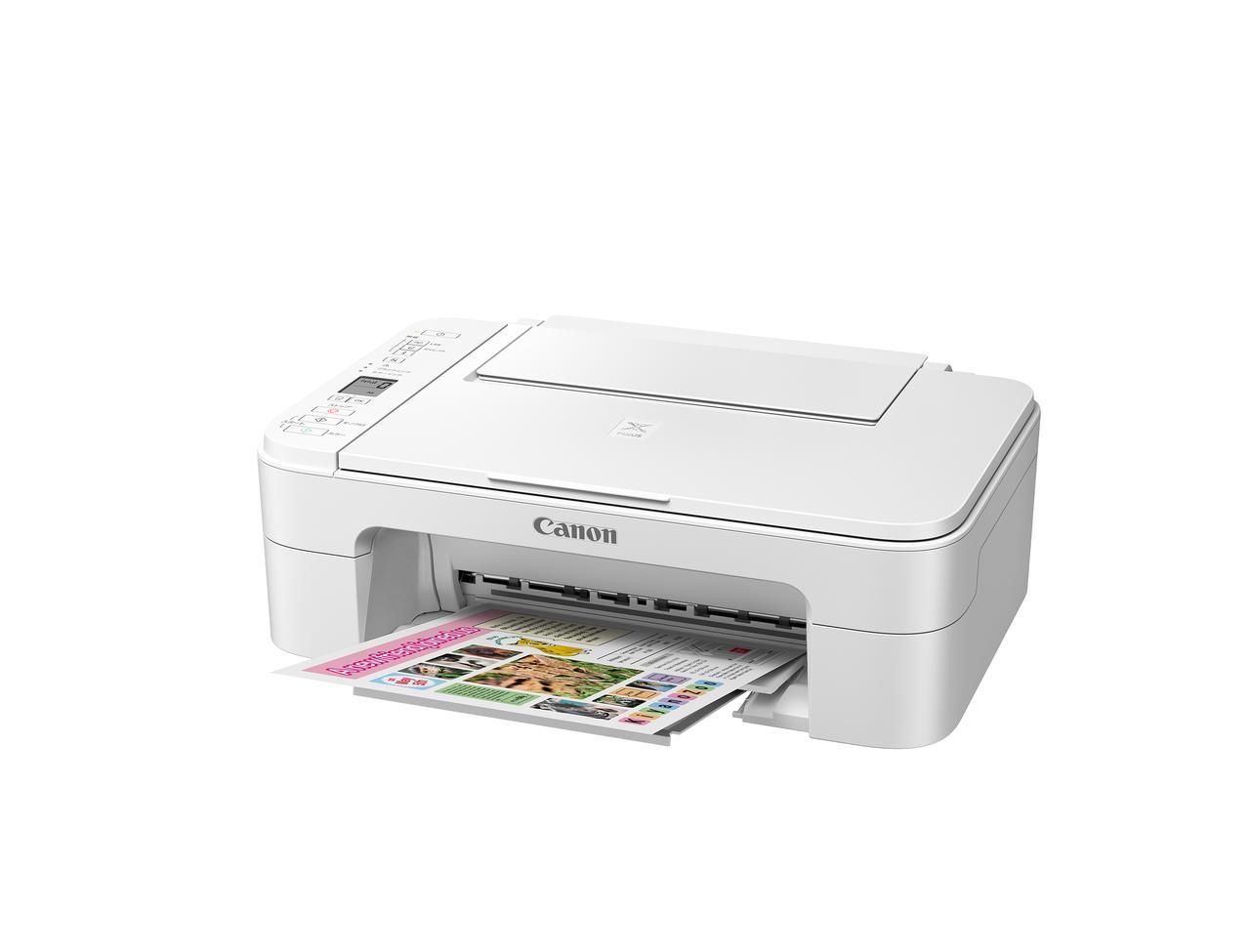 画像: ▲文書などがメインならコスパに優れたシンプルなTS3130もありだ。インクは4色ハイブリッドで一体式カートリッジ。 cweb.canon.jp