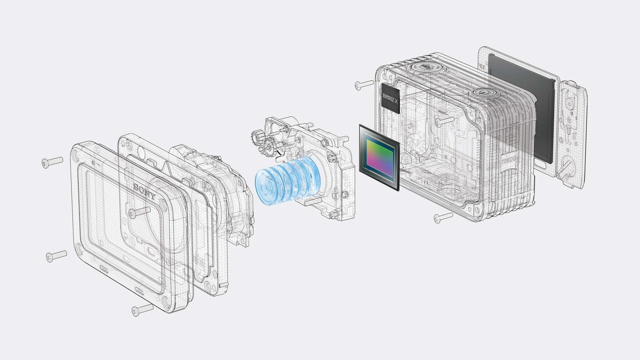 画像1: RX0は「手のひらサイズ」でクリエーターの創造力&想像力をかきたてる!?