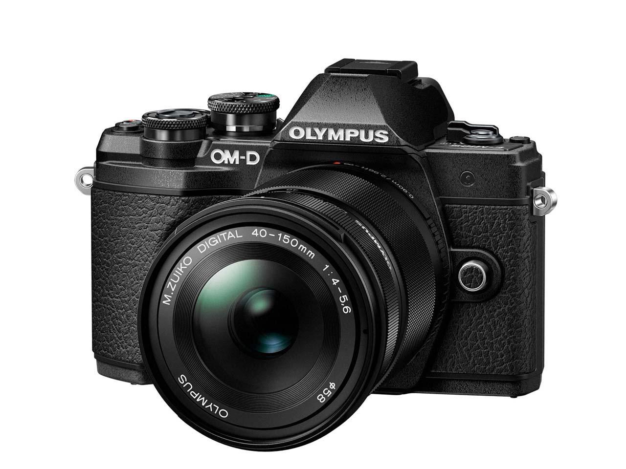画像: ▲M.ZUIKO DIGITAL ED 40-150mm F4.0-5.6 Rを装着した状態。小さいボディながら仕上がりの良さはさすがオリンパス。 www.olympus-imaging.jp