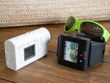 画像: ▲今回使用したのはライブビューリモコン「RM-LVR3」(右)がセットになっている製品だが、本製品は絶対にこのリモコンがあったほうが便利だ。