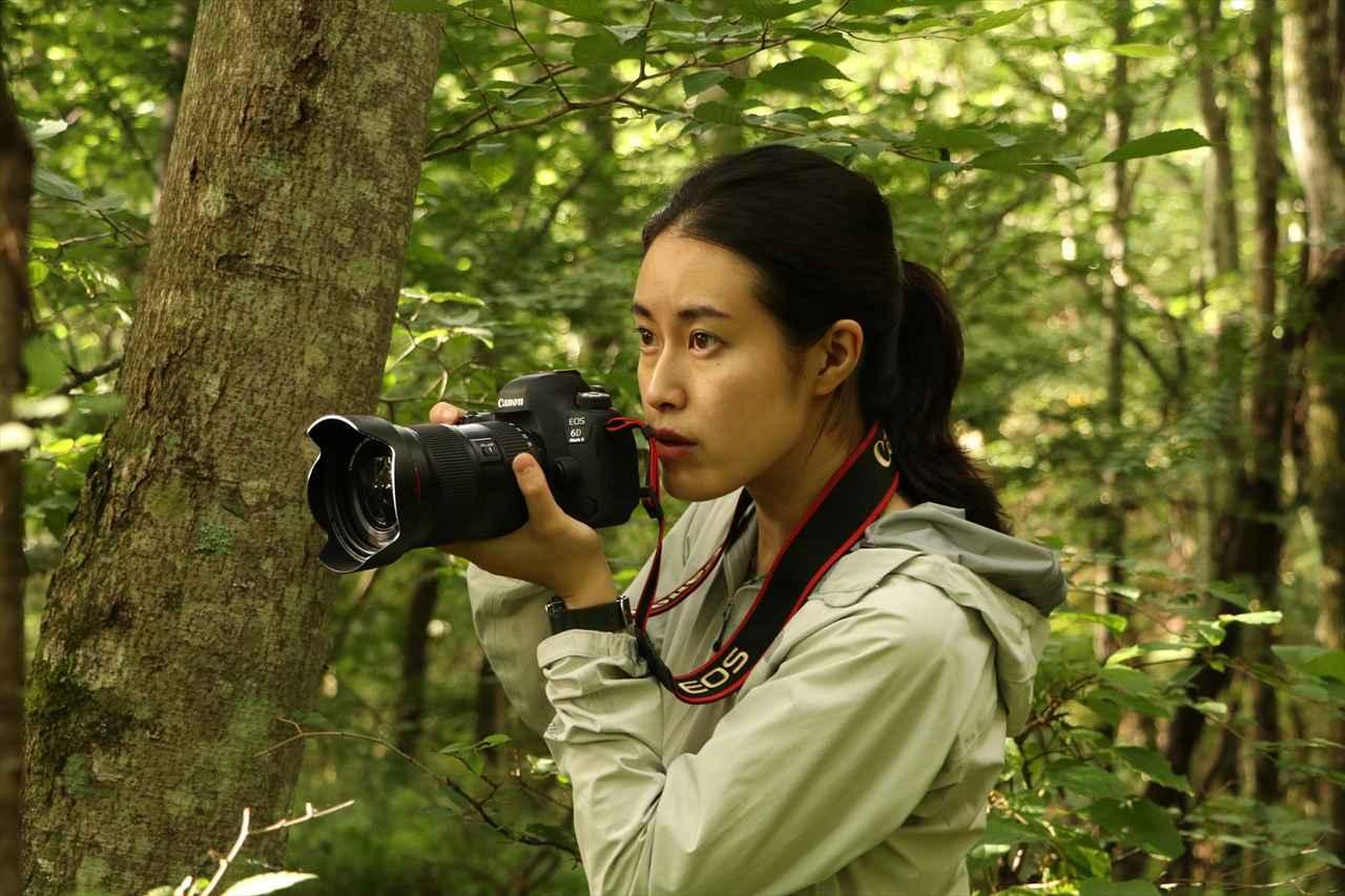 画像: ▲番組では田淵さんの写真への思い、新たな表現方法への挑戦を長期取材している。 www.bs-asahi.co.jp
