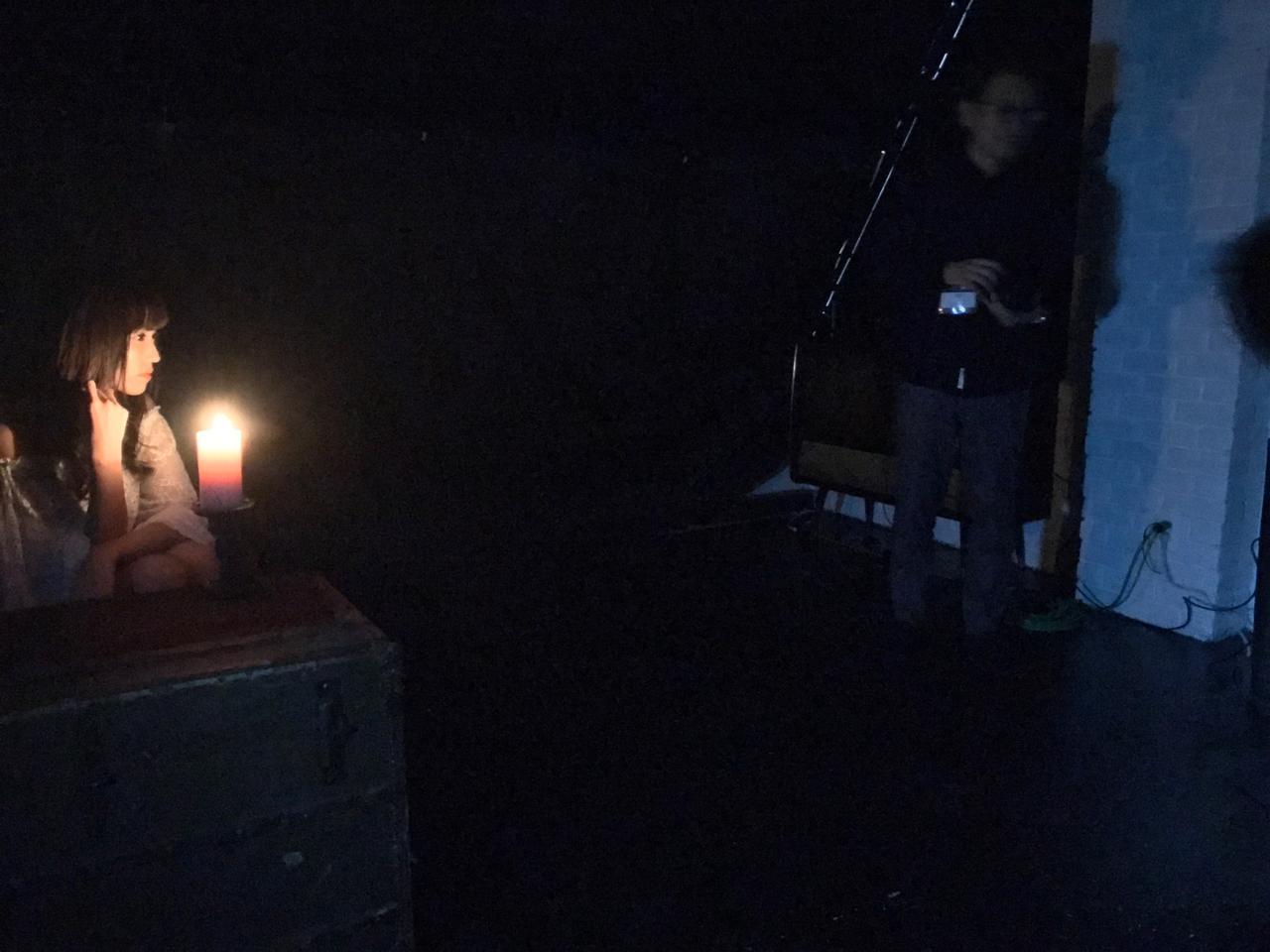 画像2: 真っ暗な状況でα7SⅡ+FE85mmF1.4 GMで実写!