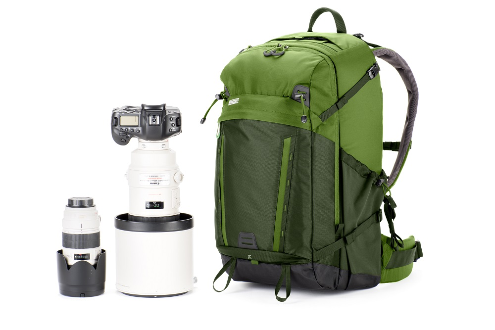 画像1: 銀一(海外商品部)がカメラバッグ「Mind Shift GEAR(マインドシフトギア)の新製品、「Back Light 36L」を9月27日より発売!