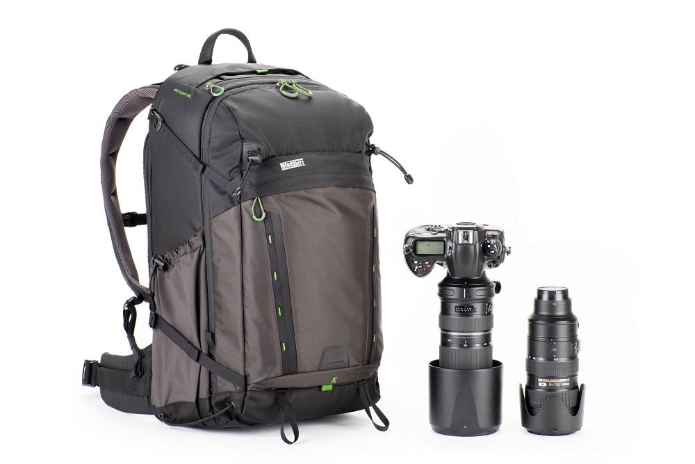 画像2: 銀一(海外商品部)がカメラバッグ「Mind Shift GEAR(マインドシフトギア)の新製品、「Back Light 36L」を9月27日より発売!