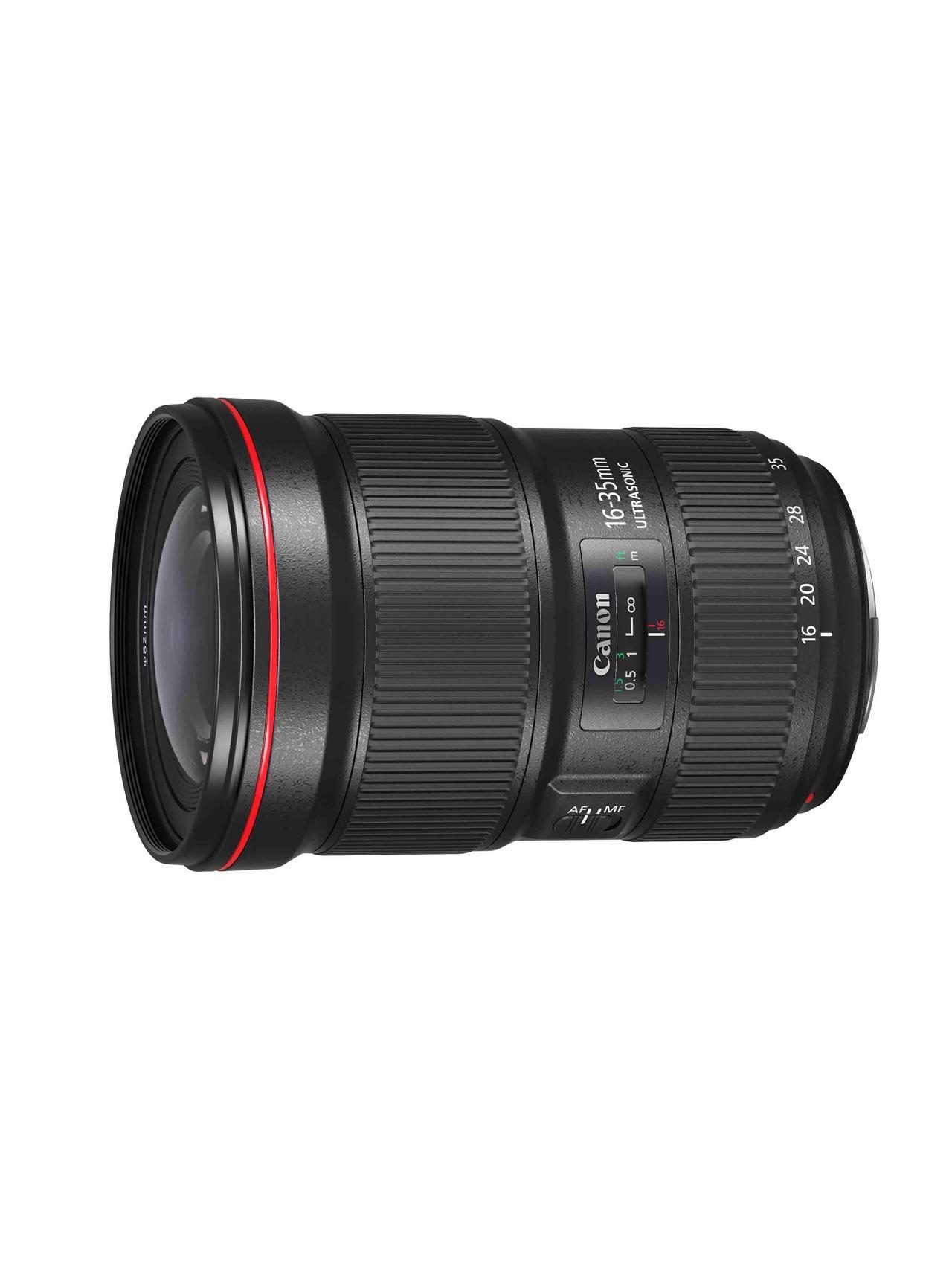 画像: ▲記念すべき1 億3000 万本目に生産したレンズは「EF16-35mm F2.8L Ⅲ USM」だった。