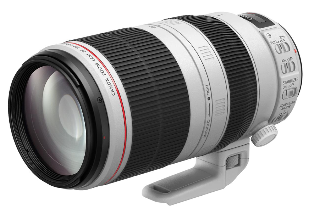 画像: EF100-400mm F4.5-5.6L IS II USM  *製品写真はイメージです。 cweb.canon.jp