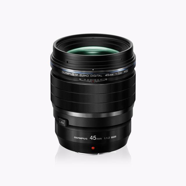 画像: 交換レンズ M.ZUIKO DIGITAL ED 45mm F1.2 PRO | M.ZUIKO PRO | オリンパス