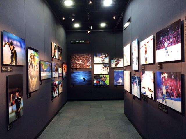 画像2: 青木紘二写真展『報道の世界』~1984サラエボから2014ソチまで~は、11月30日から2018年2月3日までのロングラン開催です。お見逃しなく!!