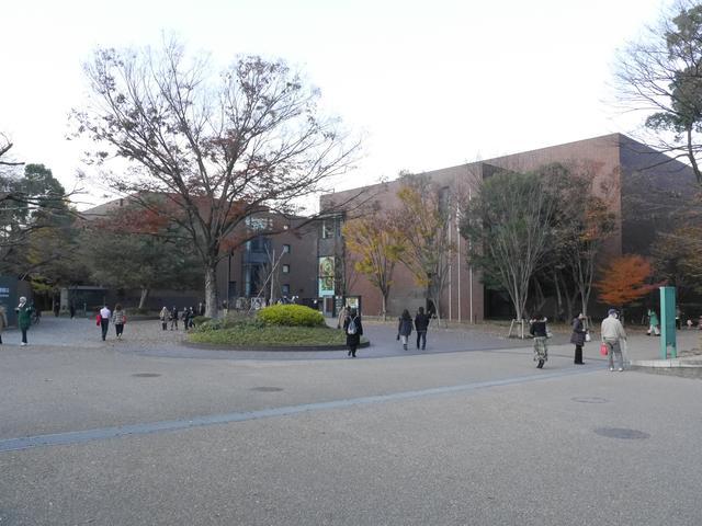 画像: 写真展の会場は「東京都美術館」