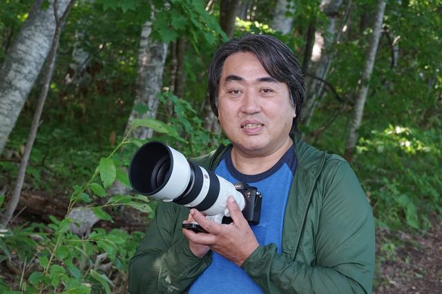 画像: 今回の撮影と解説は写真家・小原玲さん