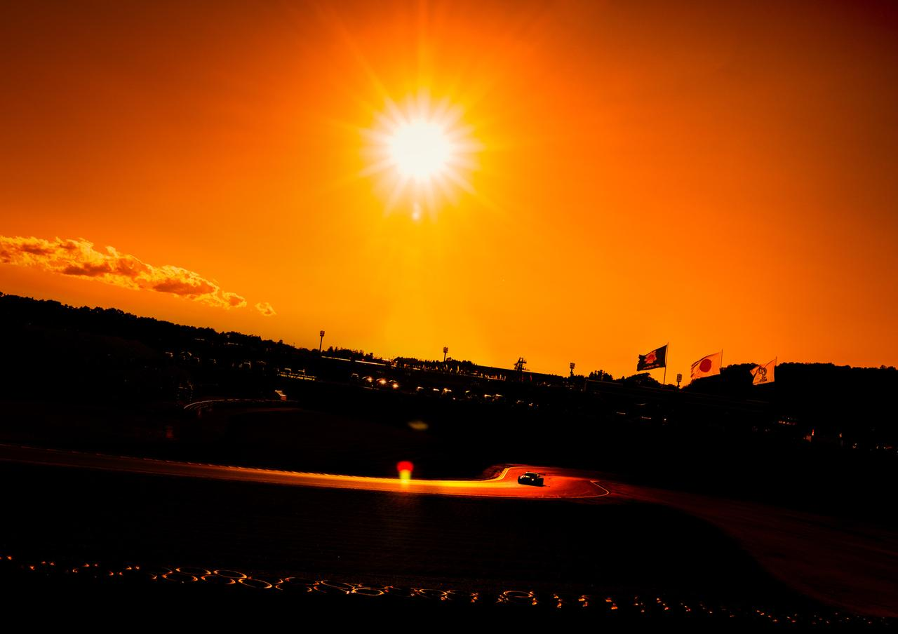 画像: 鈴木大介「夕陽を浴びて」
