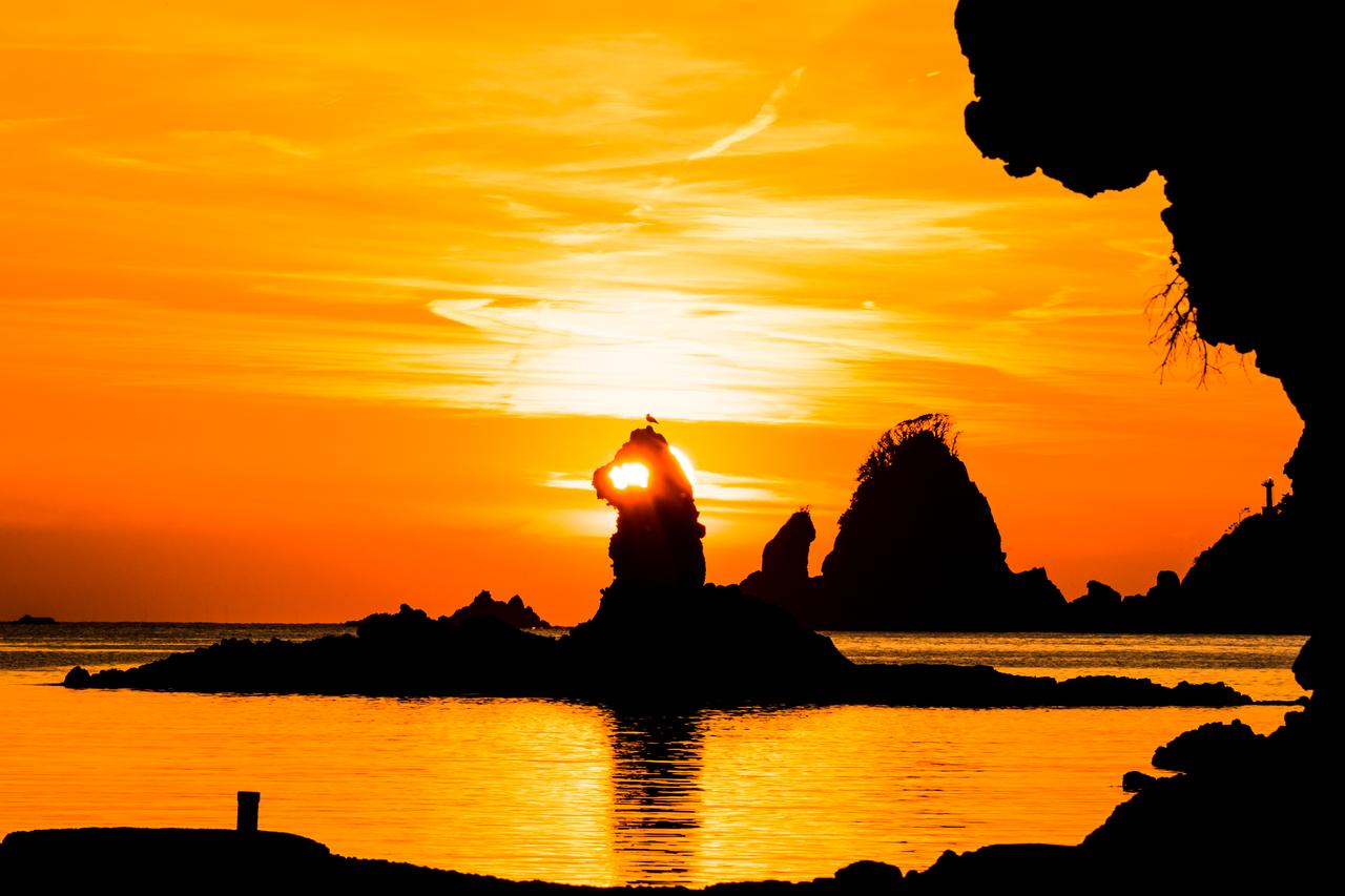 画像: 大田子海岸