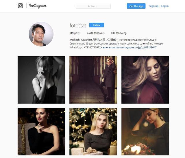 画像: ▲Instagramをぜひご覧ください! www.instagram.com