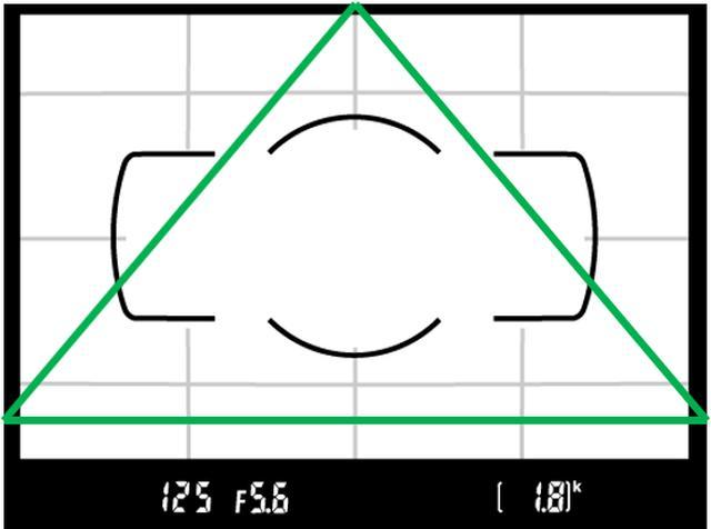画像1: 建物や人物を撮るときに使いやすい「三角形構図」