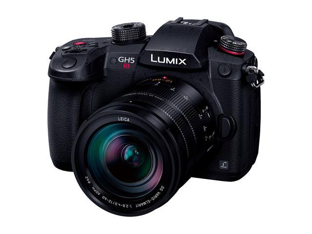 画像: パナソニック「動画撮影プロ機」LUMIX GH5S(DC-GH5S)を海外発表!