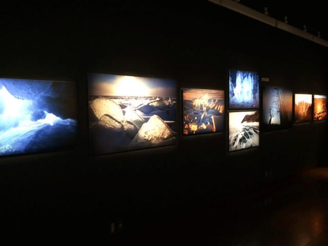 画像2: 野町和嘉写真展『PLANET』は、世界遺産がテーマの「2018年キヤノンカレンダー」のために海外で撮り下ろした作品中、カレンダーには使用しなかった作品23点を展示。