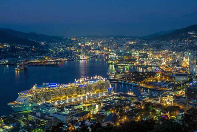 画像: 作品タイトル「海の見える街」。撮影:ひろたかさん