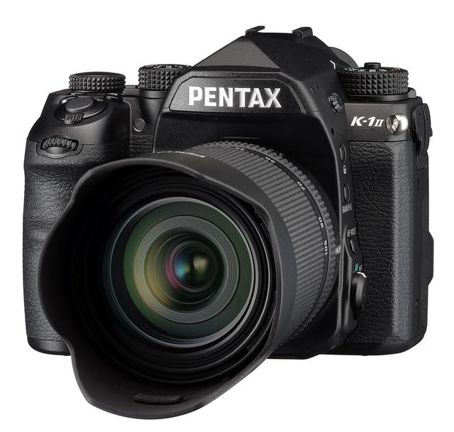 画像1: 「PENTAX K-1 MarkⅡ」の主な仕様