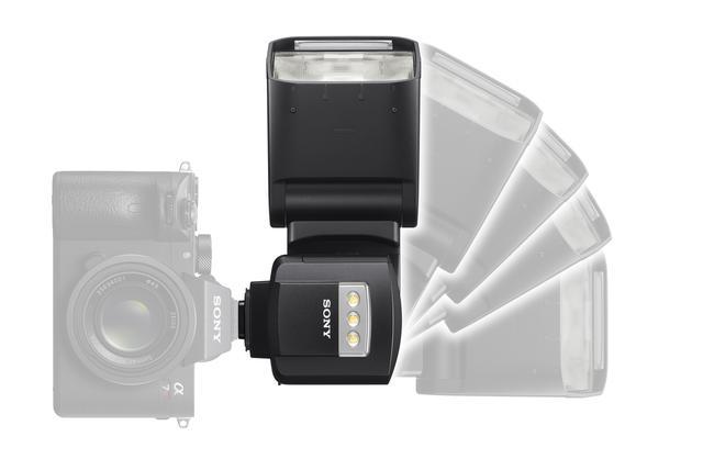 画像: 新しいフラッシュ「HVL-F60RM」も同時発表!