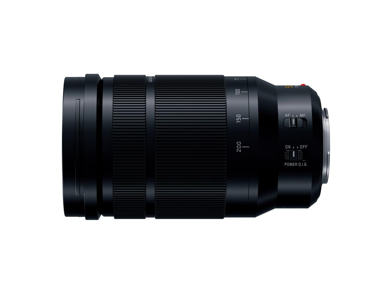 画像: 35mm判換算で100-400mm相当の画角、しかも大口径F2.8-4.0!