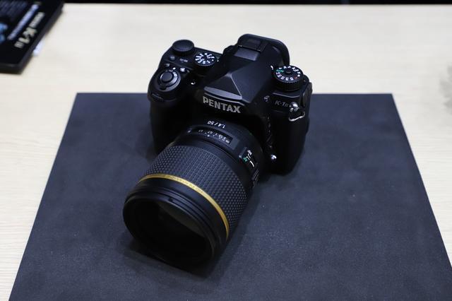 画像2: 4月下旬発売予定のPENTAX K-1 MarkIIと新レンズ2本に注目!