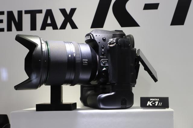 画像5: 4月下旬発売予定のPENTAX K-1 MarkIIと新レンズ2本に注目!