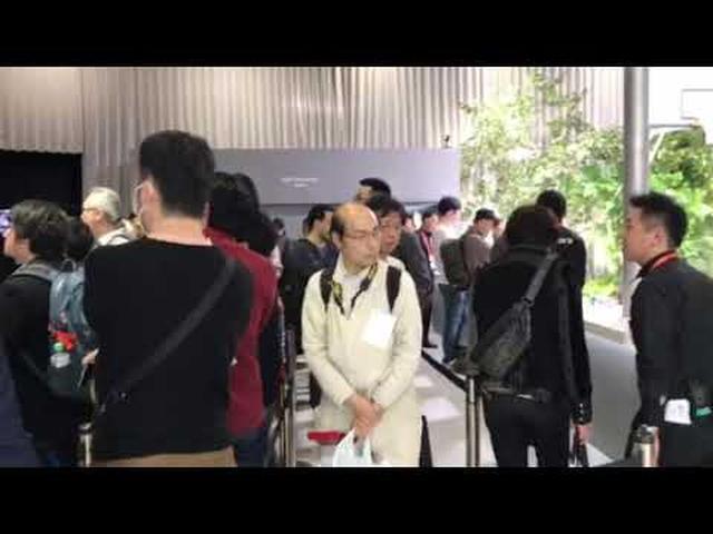 画像: CP+2018 ソニー www.youtube.com