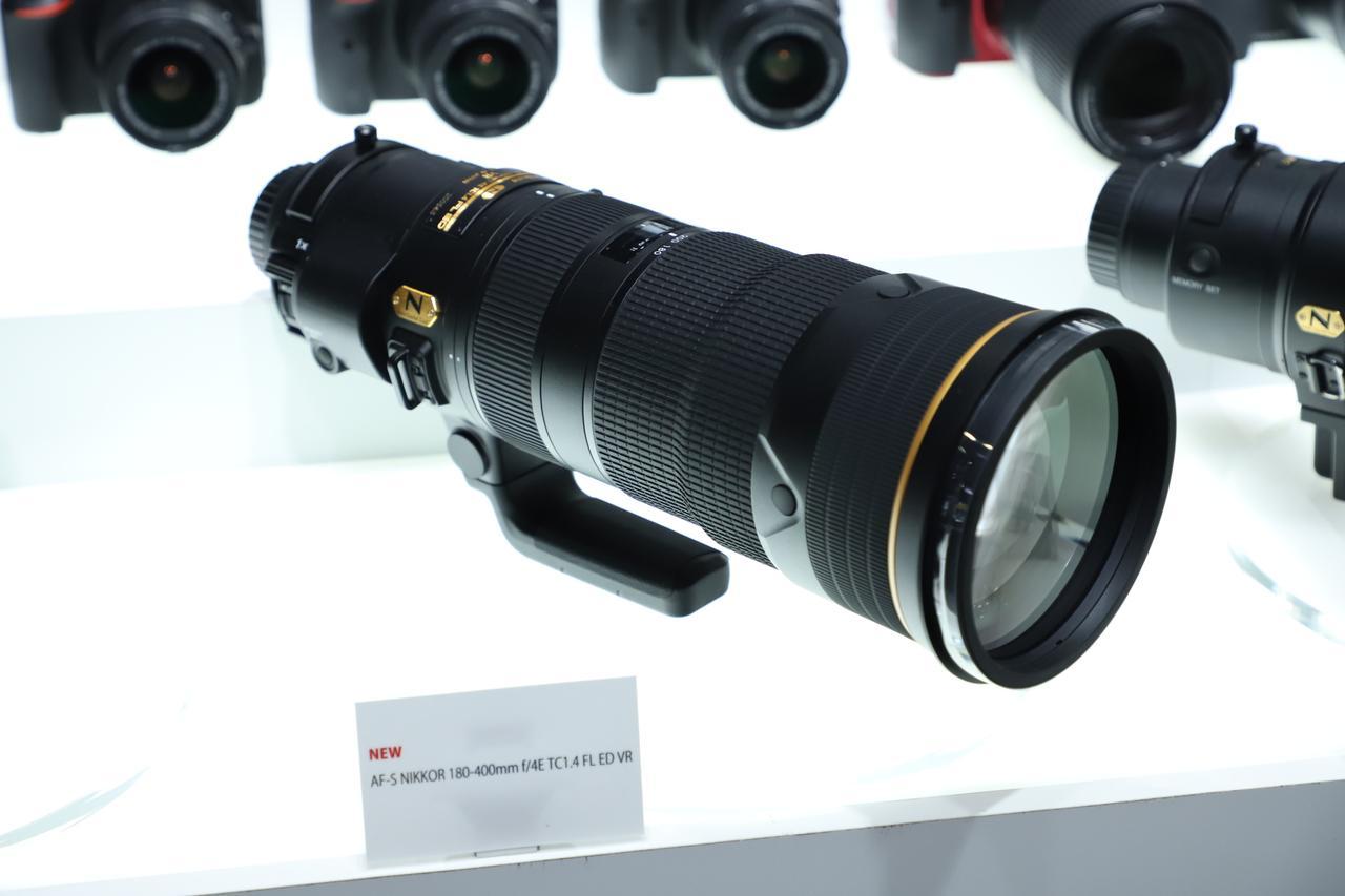 画像1: これが今、話題の180-400mm!