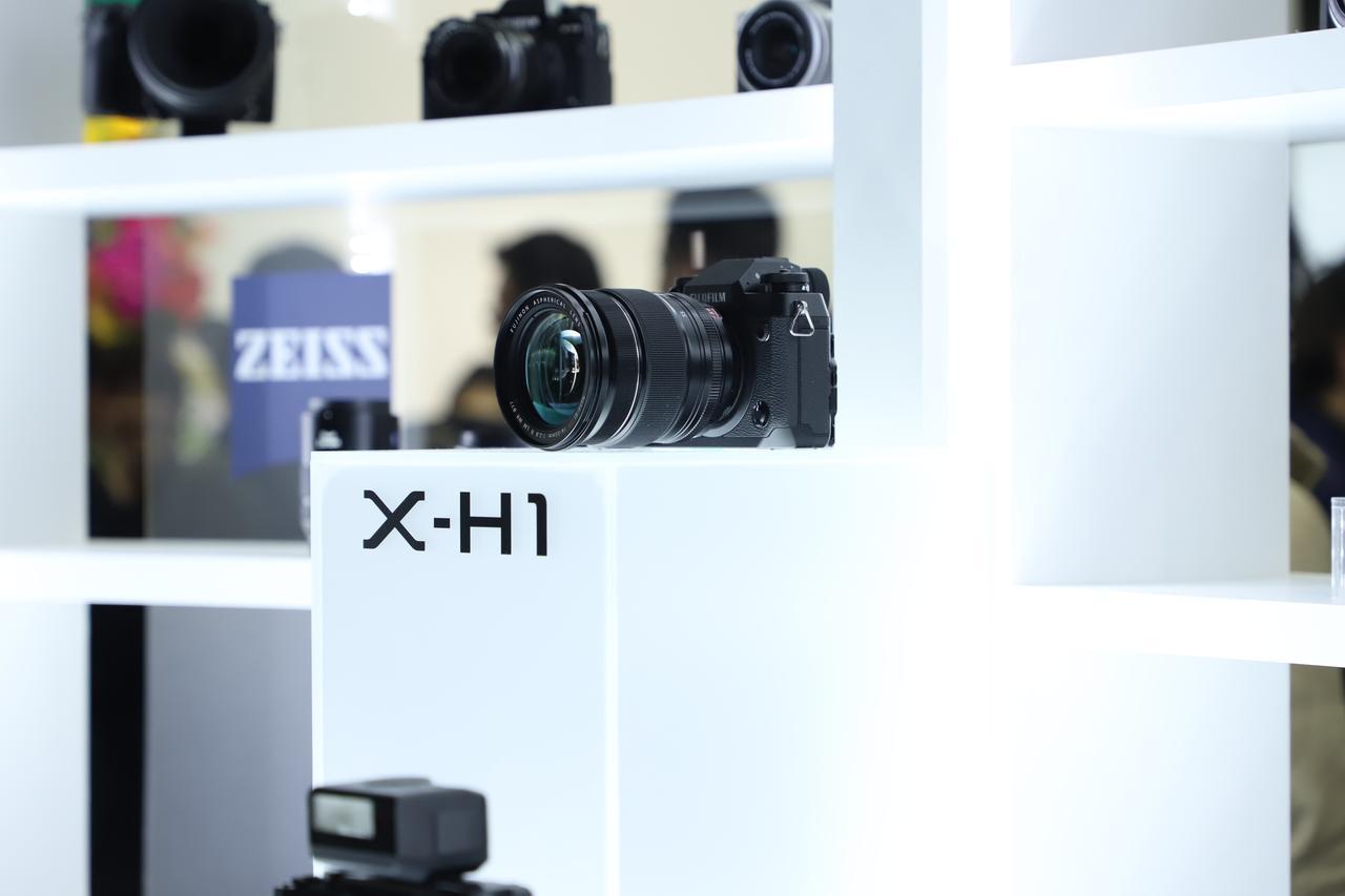 画像1: XーH1は超人気!