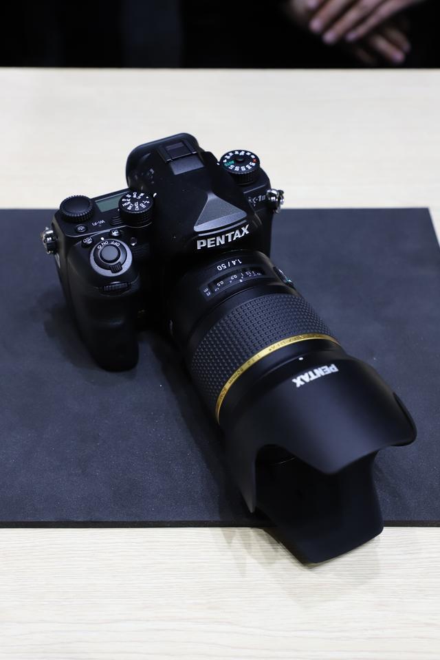 画像1: 4月下旬発売予定のPENTAX K-1 MarkIIと新レンズ2本に注目!