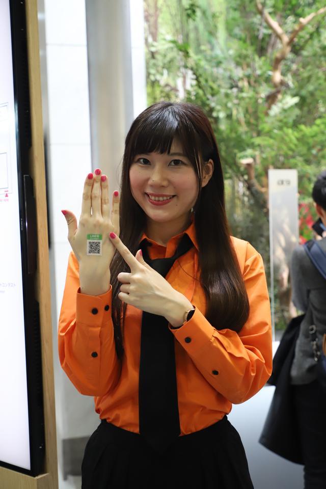 画像: ソニーブースでお待ちしてま〜す!