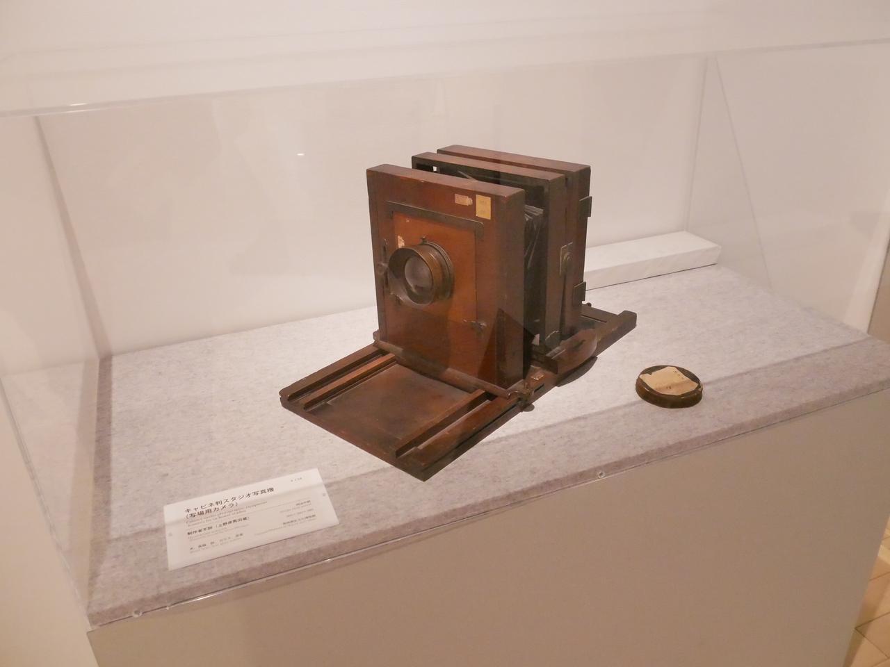 画像2: 2階展示室では「写真発祥地の原風景  長崎」展