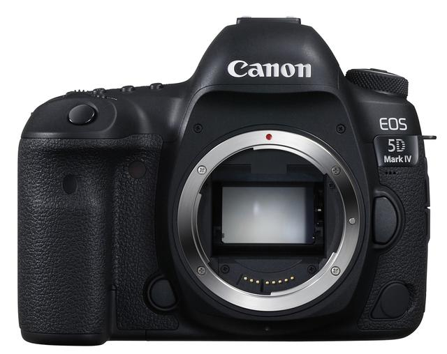画像: 高精細かつ高精度なAFを誇るオールマイティなカメラ・キヤノンEOS 5D Mark IV。 cweb.canon.jp