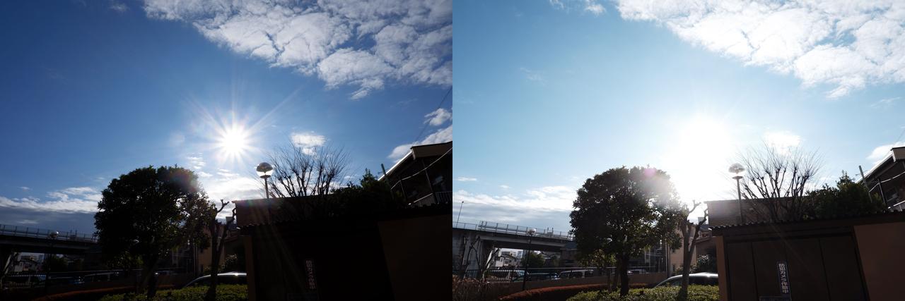 画像3: そんなに都合良く霞なんで出ませんよって、それっぽいシーンで撮影