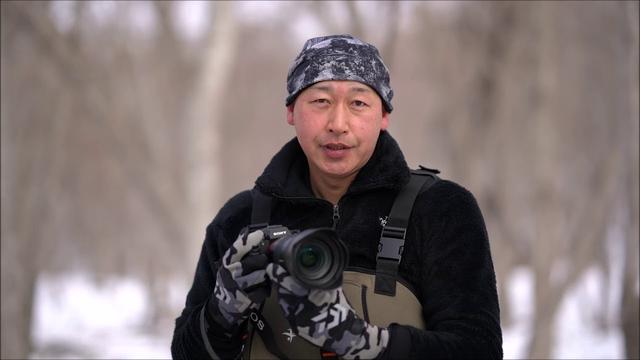 画像: ソニーα9とGマスターレンズで北海道の野鳥を撮る! www.youtube.com