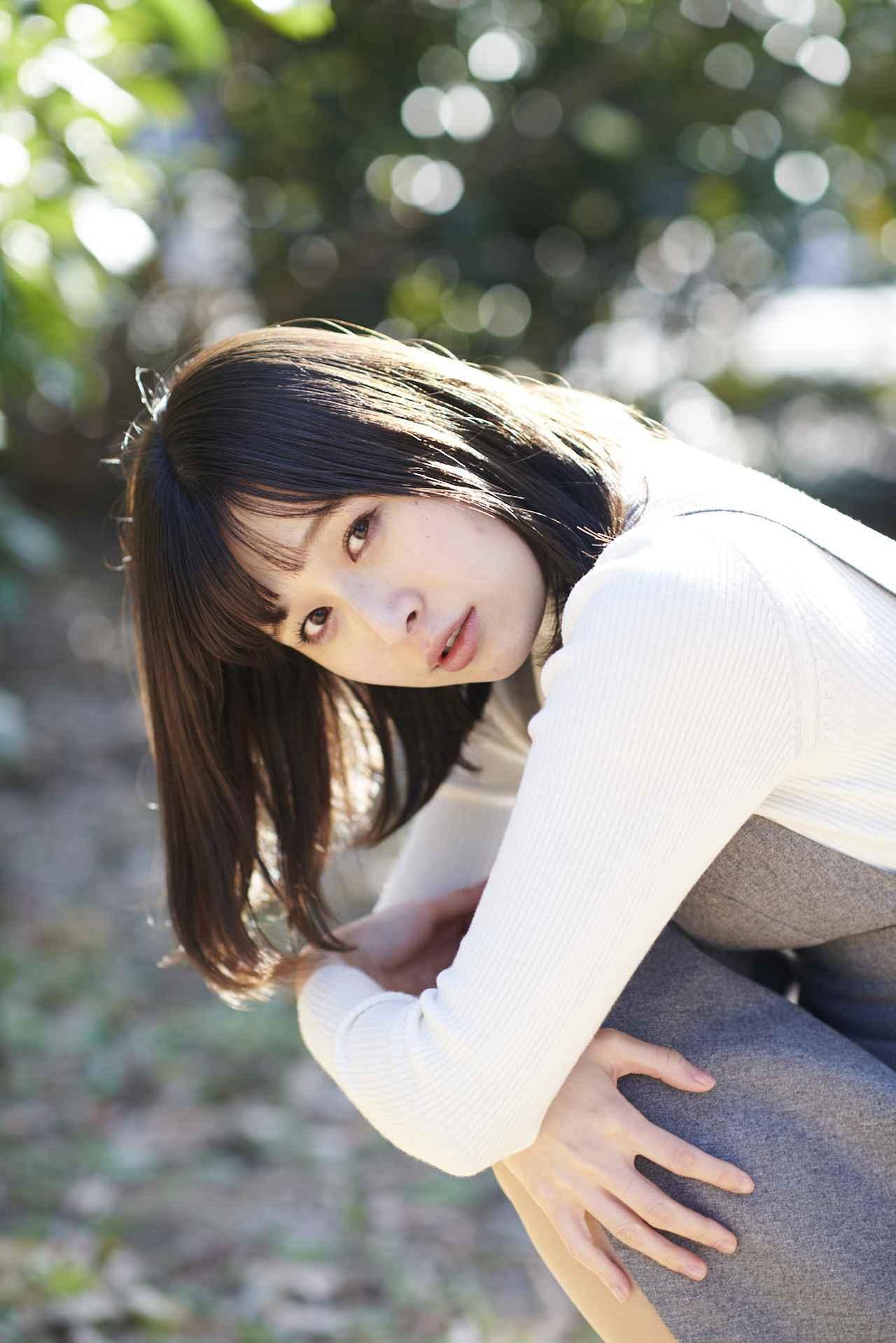 画像: 片瀬ふみ奈さんからのメッセージ
