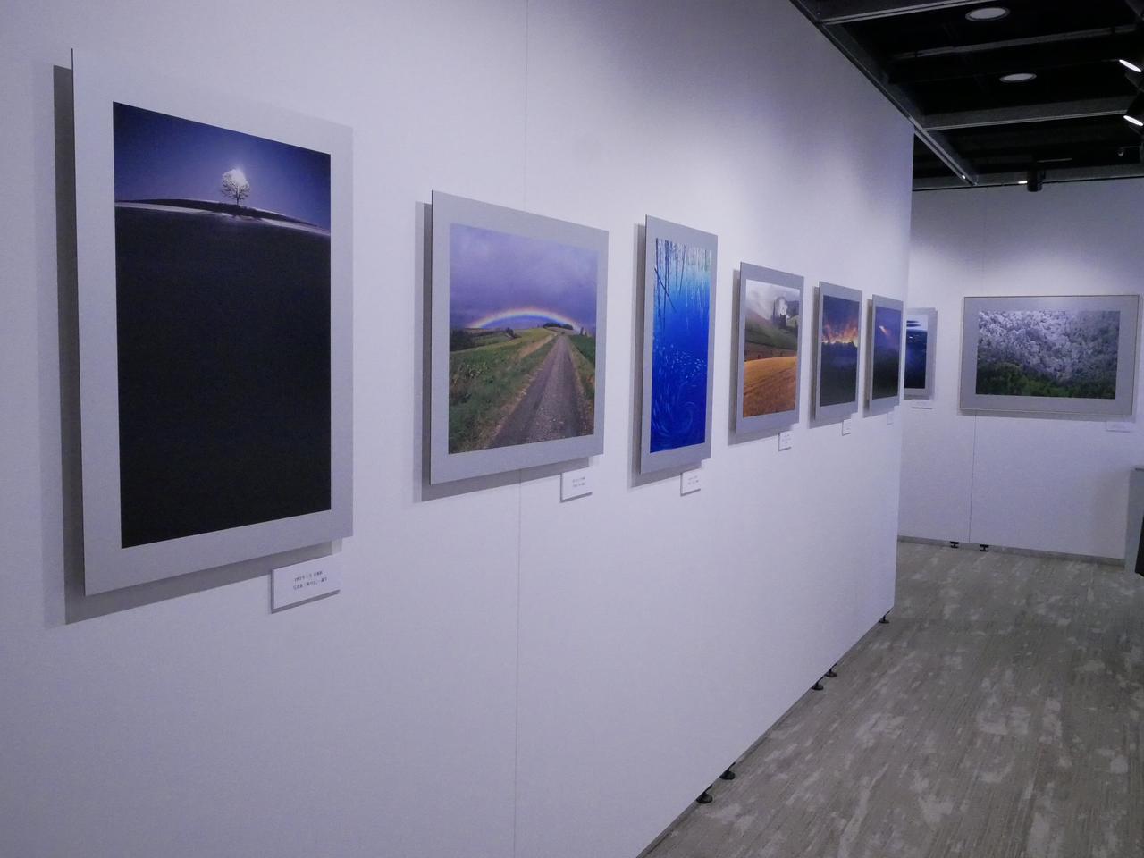 画像: ▲今回の写真展は、高橋さんの写真家としてのキャリアを集大成。展示作品の一部。 www.ricoh-imaging.co.jp