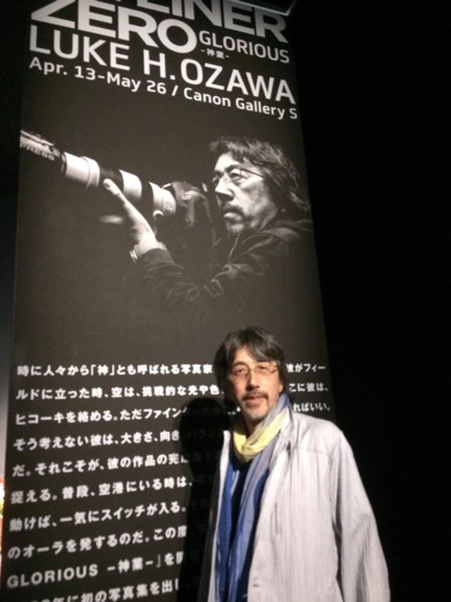 画像3: ルーク・オザワ Photo Exhibition『JETLINER ZERO GLORIOUS ー神業ー』開催中!! キヤノンギャラリーSにて5月26日(土)までのロングランです。